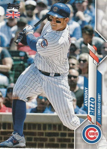 2020 Topps UK Edition Baseball Cards Limited Release ~ Pick your card