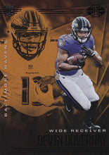 Load image into Gallery viewer, 2020 Panini Illusions NFL Football Cards TROPHY COLLECTION ORANGE ~ Pick Your Cards