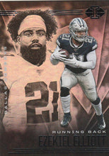 Load image into Gallery viewer, 2020 Panini Illusions NFL Football Cards RETAIL BLUE NAME ~ Pick Your Cards