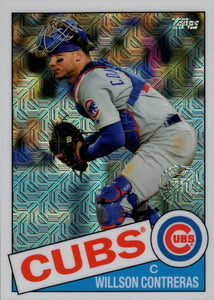 2020 Topps Update Series 1985 Topps 35th Anniversary CHROME ~ Pick your card