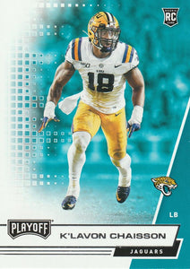 2020 Panini Playoff NFL Football Cards #201-300 ~ Pick Your Cards