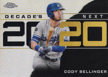 Load image into Gallery viewer, 2020 Topps Chrome Update Baseball DECADE'S NEXT Inserts ~ Pick your card