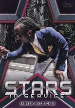 Load image into Gallery viewer, 2021 Topps Series 1 Baseball STARS in SERVICE Inserts ~ Pick your card