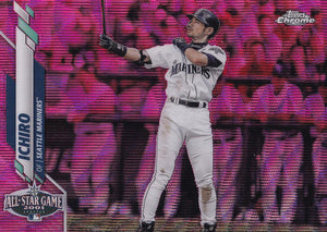 2020 Topps Chrome Update Baseball PINK WAVE Parallels ~ Pick your card