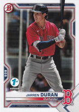 Load image into Gallery viewer, 2021 Bowman 1st EDITION Baseball Cards (BFE101-150)