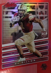 2020 Panini Chronicles Draft Picks ABSOLUTE RED ~ Pick Your Cards