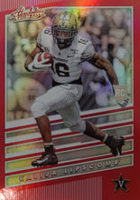 Load image into Gallery viewer, 2020 Panini Chronicles Draft Picks ABSOLUTE RED ~ Pick Your Cards