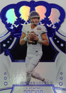 2020 Panini Chronicles Draft Picks CROWN ROYALE BLUE ~ Pick Your Cards