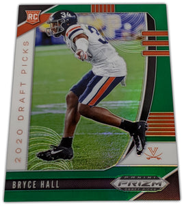 2020 Panini Prizm Draft Picks GREEN REFRACTOR Parallels - Pick Your Card - HouseOfCommons.cards