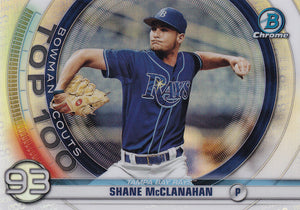 2020 Bowman Scouts' Top 100 Chrome Refractor Insert ~ Pick your card