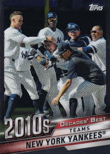 2020 Topps Series 1 Decades' Best Chrome ~ Pick your card
