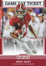 Load image into Gallery viewer, 2020 Panini Contenders Draft Picks GAME DAY TICKETS Inserts - Pick Your Cards