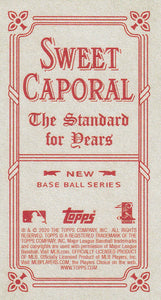 2020 Topps T206 Series 1 SWEET CAPORAL PARALLEL Cards ~ Pick your card