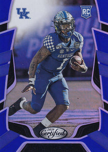 2020 Panini Chronicles Draft Picks CERTIFIED ROOKIES BLUE ~ Pick Your Cards