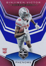 Load image into Gallery viewer, 2020 Panini Chronicles Draft Picks LIMITED PHENOMS BLUE ~ Pick Your Cards