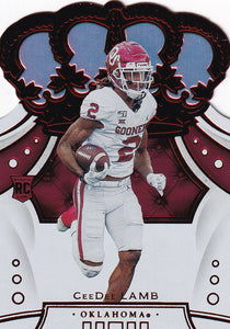 2020 Panini Chronicles Draft Picks CROWN ROYALE RED ~ Pick Your Cards