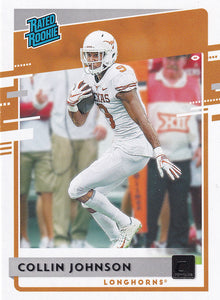 2020 Panini Chronicles Draft Picks DONRUSS RATED ROOKIES ~ Pick Your Cards