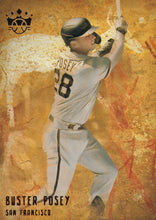 Load image into Gallery viewer, BUSTER POSEY 2020 Panini Diamond Kings PARIETAL ART Insert ~ Giants