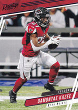 Load image into Gallery viewer, 2020 Panini Prestige NFL BLUE XTRA POINTS PARALLELS ~ Pick Your Cards