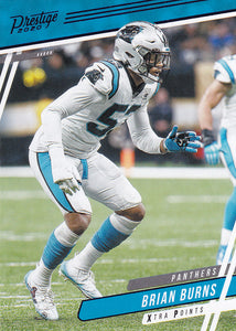 2020 Panini Prestige NFL BLUE XTRA POINTS PARALLELS ~ Pick Your Cards