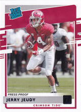 Load image into Gallery viewer, 2020 Panini Chronicles Draft Picks DONRUSS RATED ROOKIES BLUE ~ Pick Your Cards