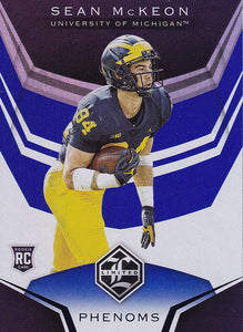 2020 Panini Chronicles Draft Picks LIMITED PHENOMS BLUE ~ Pick Your Cards