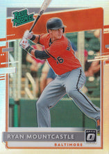 Load image into Gallery viewer, 2020 Donruss Optic Baseball RATED PROSPECT HOLO INSERTS ~ Pick your card