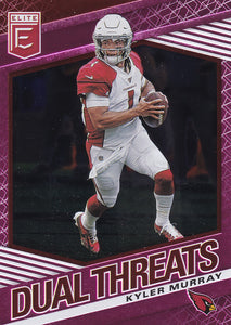 2020 Donruss Elite NFL Football DUAL THREATS PINK INSERTS ~ Pick Your Cards