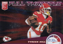 Load image into Gallery viewer, 2020 Donruss Elite NFL Football FULL THROTTLE PINK INSERTS ~ Pick Your Cards