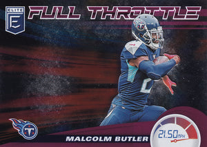 2020 Donruss Elite NFL Football FULL THROTTLE PINK INSERTS ~ Pick Your Cards