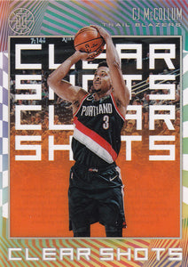 2019-20 Panini Illusions Clear ACETATE Inserts ~ Pick your card