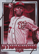 Load image into Gallery viewer, 2020 Topps Fire Baseball RED BLAZE Parallels ~ Pick your card