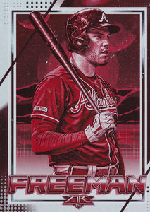 2020 Topps Fire Baseball RED BLAZE Parallels ~ Pick your card