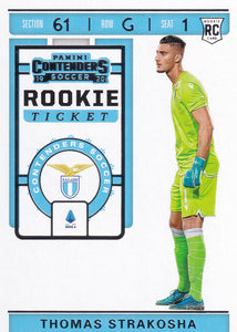 2019-20 Panini Chronicles Soccer INSERT Cards ~ Pick Your Cards