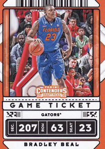 2020-21 Panini Contenders Draft Basketball GAME TICKET PURPLE Parallels ~ Pick your card