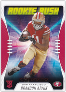 2020 Panini Rookies & Stars NFL ROOKIE RUSH Inserts ~ Pick Your Cards