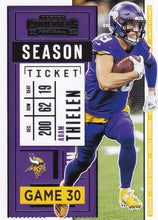 Load image into Gallery viewer, 2020 Panini Contenders NFL Football Cards #1-100 ~ Pick Your Cards