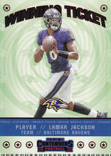 Load image into Gallery viewer, 2020 Panini Contenders NFL Football WINNING TICKET Inserts ~ Pick Your Cards