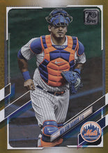 Load image into Gallery viewer, 2021 Topps Series 1 Baseball GOLD FOIL Parallels ~ Pick your card