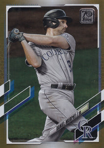 2021 Topps Series 1 Baseball GOLD FOIL Parallels ~ Pick your card
