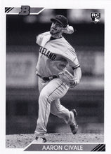Load image into Gallery viewer, 2020 Bowman Heritage Baseball BLACK & WHITE Parallels ~ Pick your card