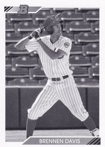 2020 Bowman Heritage Baseball BLACK & WHITE PROSPECTS Parallels ~ Pick your card