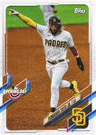 2021 Topps OPENING DAY Baseball Cards (1-100) ~ Pick your card