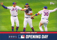 2021 Topps OPENING DAY Baseball OPENING DAY Inserts ~ Pick your card