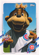 2021 Topps OPENING DAY Baseball MASCOTS Inserts ~ Pick your card