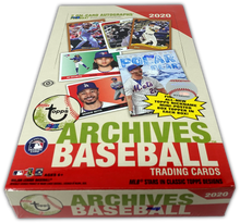 Load image into Gallery viewer, 2020 Topps Archives Baseball HOBBY BOX ~ 2 on-card AUTOS