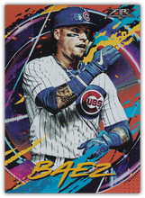 Load image into Gallery viewer, 2020 Topps Fire Baseball ORANGE /299 Parallels ~ Pick your card