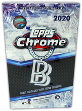 Load image into Gallery viewer, 2020 Topps Chrome BEN BALLER HOBBY BOX Factory Sealed ~ Very Limited