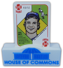 Load image into Gallery viewer, GEORGE BRETT BLUE BACK /51 1951 Topps by Blake Jamieson ~ Royals