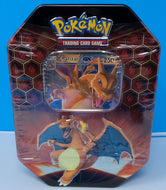 Pokemon Hidden Fates CHARIZARD-GX Tin ~ Factory Sealed
